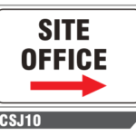 General Site Facility Signs