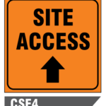 Site Traffic Notice